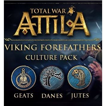Total War: ATTILA – Viking Forefathers Culture Pack (PC) DIGITAL (366570)