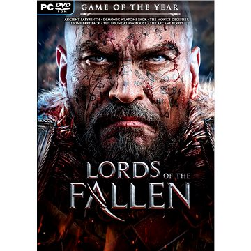 Lords of the Fallen Game of the Year Edition (PC) DIGITAL (386427)