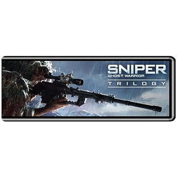 Sniper: Ghost Warrior Trilogy (PC) DIGITAL (386379)