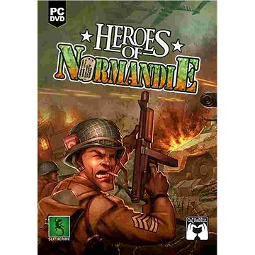 Heroes of Normandie (PC) DIGITAL (382470)