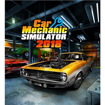 Car Mechanic Simulator 2018 - Jeep DLC (PC) DIGITAL (385053)