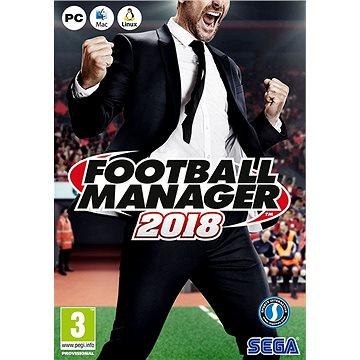 Football Manager 2018 (PC/MAC/LX) DIGITAL (389964)