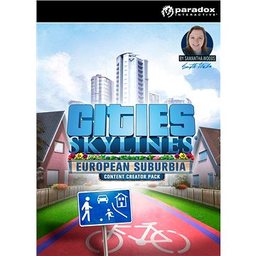 Cities: Skylines - Content Creator Pack: European Suburbia (PC/MAC/LX) DIGITAL (384549)