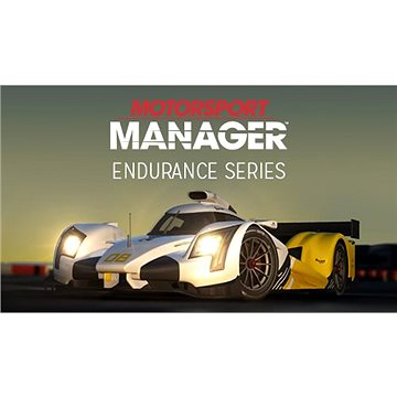 Motorsport Manager - Endurance Series (PC/MAC/LX) DIGITAL (391734)