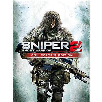 Sniper: Ghost Warrior 2 Collector's Edition (PC) DIGITAL (386388)