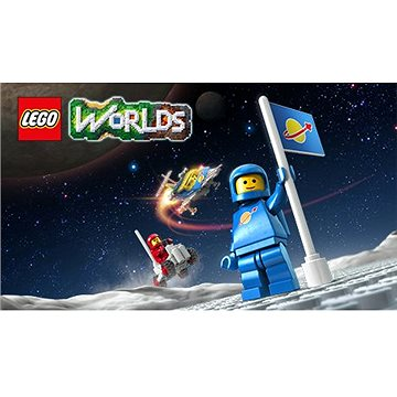 LEGO Worlds: Classic Space Pack (PC) DIGITAL (402759)