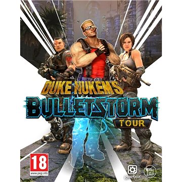 Duke Nukem's Bulletstorm Tour (PC) DIGITAL (402747)