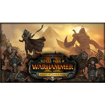 Total War: WARHAMMER II - Rise of the Tomb Kings DLC (PC) DIGITAL (404640)