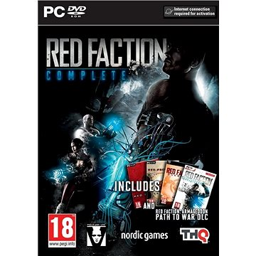 Red Faction Complete (PC) DIGITAL (364815)