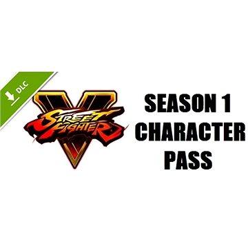 Street Fighter V - Season 1 Character Pass (PC) DIGITAL (406446)