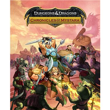 Dungeons & Dragons: Chronicles of Mystara (PC) DIGITAL (406395)
