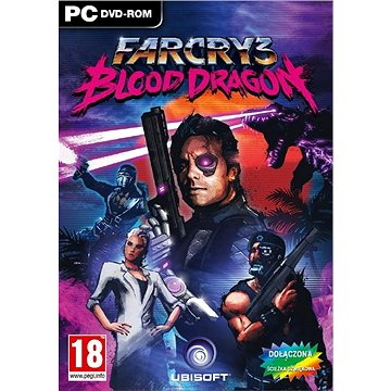 Far Cry 3 Blood Dragon (PC) DIGITAL (414345)