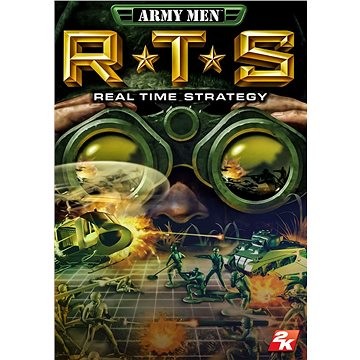Army Men RTS (PC) DIGITAL (410640)
