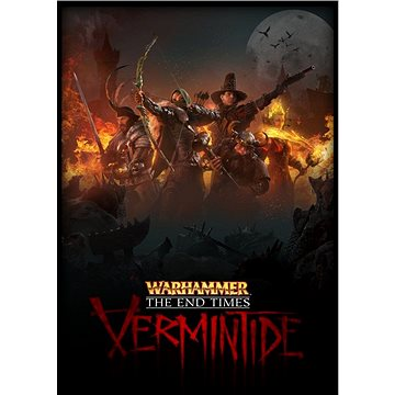 Warhammer: End Times - Vermintide (PC) DIGITAL (407598)