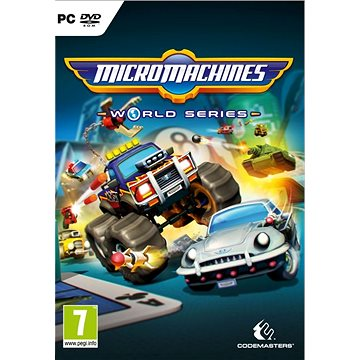 Micro Machines: World Series (PC) DIGITAL (409530)