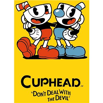 Cuphead (PC) DIGITAL (414675)