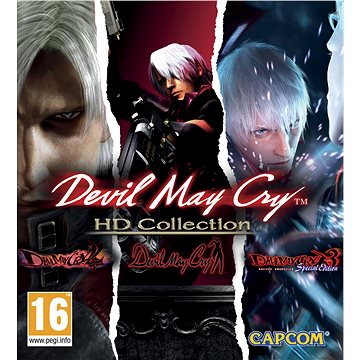 Devil May Cry HD Collection (PC) DIGITAL (418920)