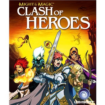 Might & Magic Clash of Heroes (PC) DIGITAL (415245)