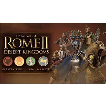 Total War: Rome II Desert Kingdoms Culture Pack DLC (PC) DIGITAL (417774)