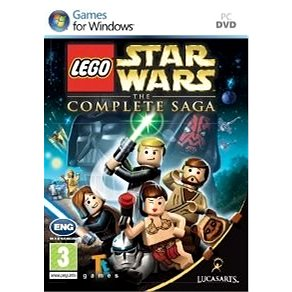 Lego Star Wars The Complete Saga (PC) DIGITAL (419301)