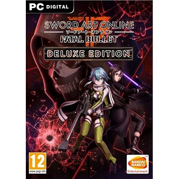 Sword Art Online: Fatal Bullet Deluxe Edition (PC) DIGITAL (417474)