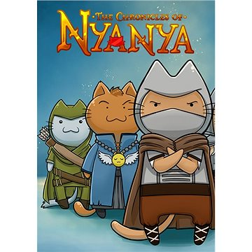 The Chronicles of Nyanya (PC) DIGITAL (416706)