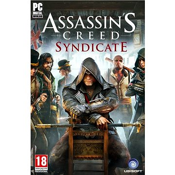 Assassin's Creed Syndicate (PC) DIGITAL (414546)