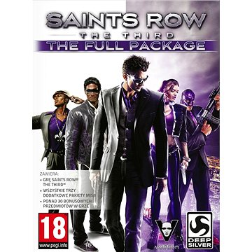 Saints Row The Third: The Full Package (PC) DIGITAL (415554)