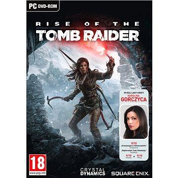 Rise of the Tomb Raider (PC) DIGITAL (414756)