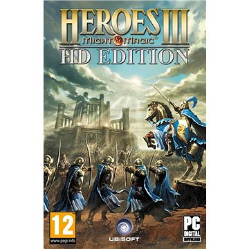 Heroes of Might & Magic III - HD Edtion (PC) DIGITAL (419694)