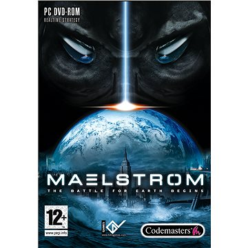 Maelstrom: The Battle for Earth Begins (PC) DIGITAL (417270)