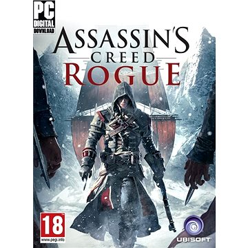 Assassin's Creed Rogue Standard Edition (PC) DIGITAL (421092)