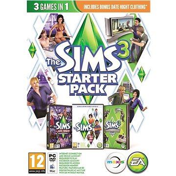 The Sims 3 Startovací balíček (PC) DIGITAL (415116)