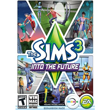 The Sims 3 Do budoucnosti (PC) DIGITAL (415095)