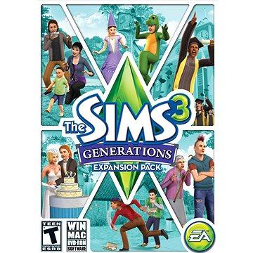 The Sims 3: Hrátky osudu (PC) DIGITAL (415101)