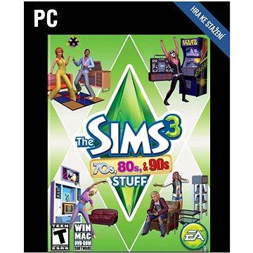 The Sims 3 Styl 70., 80. a 90. let (kolekce) (PC) DIGITAL (422094)