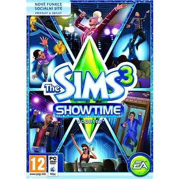 The Sims 3: Showtime (PC) DIGITAL (415089)