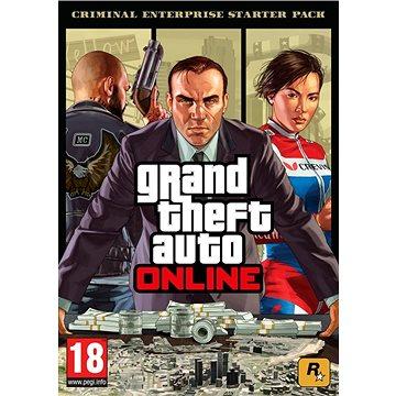 Grand Theft Auto Online: Criminal Enterprise Starter Pack (PC) DIGITAL (422889)