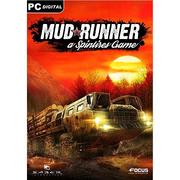 Spintires: MudRunner (PC) DIGITAL (423723)
