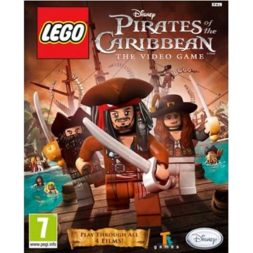 Lego Piráti z Karibiku (PC) DIGITAL (419757)