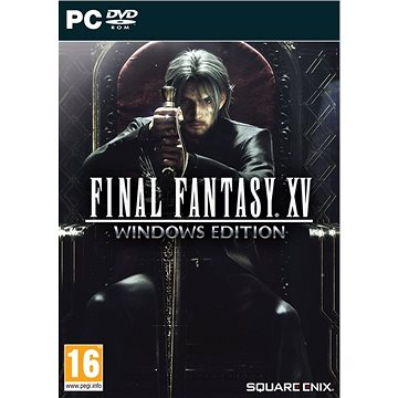Final Fantasy XV Windows Edition - PC DIGITAL (425310)