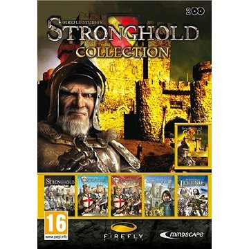 Stronghold Collection (PC) DIGITAL (421338)