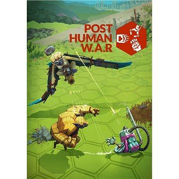 Post Human W.A.R (PC/MAC) DIGITAL (418347)