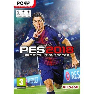 Pro Evolution Soccer 2018 (PC) DIGITAL (424755)