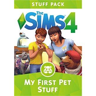 The Sims 4: Můj první mazlíček (kolekce) (PC) DIGITAL (425589)