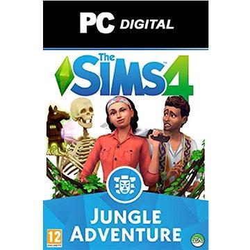 The Sims 4: Dobrodružství v džungli (PC) DIGITAL (425274)