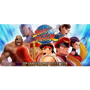 Street Fighter 30th Anniversary Collection (PC) DIGITAL + Ultra Street Fighter IV! (426225)