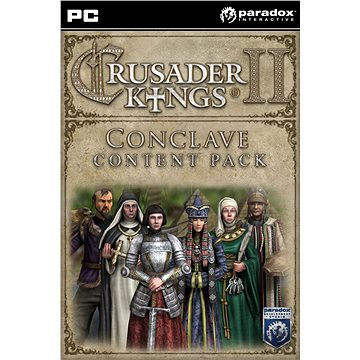 Crusader Kings II: Conclave Content Pack (PC) DIGITAL (366093)