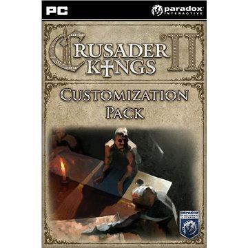 Crusader Kings II: Customization Pack (PC) DIGITAL (365838)