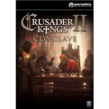 Crusader Kings II: Conclave (PC) DIGITAL (366096)